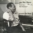 JAY MCSHANN Jay Mac Shann, Milt Buckner ‎: Jumpin' The Blues album cover