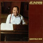 JAY MCSHANN Kansas City Hustle album cover