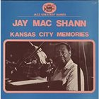 JAY MCSHANN Kansas City Memories album cover
