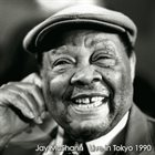 JAY MCSHANN Live In Tokyo 1990 album cover