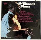JAY MCSHANN McShann's Piano album cover