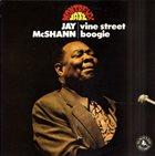 JAY MCSHANN Vine Street Boogie album cover