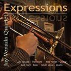JAY VONADA Expressions album cover