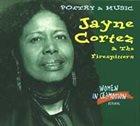 JAYNE CORTEZ Women In (e)Motion album cover