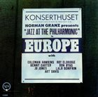 JAZZ AT THE PHILHARMONIC Jazz at the Philharmonic in Europe (Vol. 3) album cover