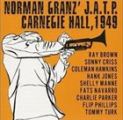 JAZZ AT THE PHILHARMONIC Norman Granz' JATP Carnegie Hall 1949 album cover