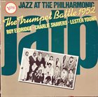 JAZZ AT THE PHILHARMONIC The Trumpet Battle 1952 album cover
