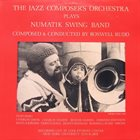 JAZZ COMPOSERS ORCHESTRA Numatik Swing Band album cover