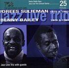 KLAUS KOENIG / JAZZ LIVE TRIO Jazz Live Trio With Benny Bailey, Idrees Sulieman : Jazz Live Trio With Guests album cover