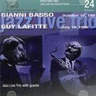 KLAUS KOENIG / JAZZ LIVE TRIO Jazz Live Trio With Gianni Basso, Guy Lafitte  : Jazz Live Trio With Guests album cover