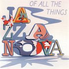 JAZZANOVA Of All The Things album cover