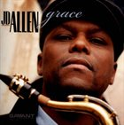 J.D. ALLEN Grace album cover