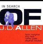 J.D. ALLEN In Search Of... album cover