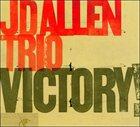 J.D. ALLEN Victory! album cover