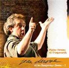 JEAN DEROME Jean Derome et les Dangereux Zhoms + 7 : Plates-formes Et Traquenards album cover