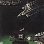 JEAN-LUC PONTY Cosmic Messenger album cover