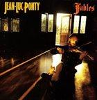 JEAN-LUC PONTY Fables album cover