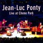 JEAN-LUC PONTY Live at Chene Park album cover