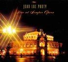 JEAN-LUC PONTY Live at Semper Opera album cover