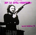 JEAN-LUC PONTY Live In Montreux 72 (aka Sonata Erotica) album cover