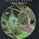 JEAN-LUC PONTY Mystical Adventures album cover