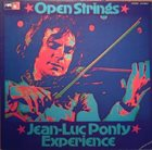 JEAN-LUC PONTY Open Strings album cover
