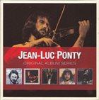 JEAN-LUC PONTY Original Album Series 1975-1978 (5CD BoxSet) album cover