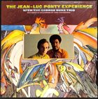 JEAN-LUC PONTY The Jean Luc Ponty Experience with the George Duke Trio (aka Live In Los Angeles) album cover