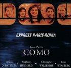 JEAN-PIERRE COMO Express Paris-Roma album cover