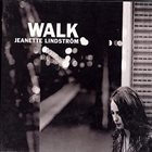 JEANETTE LINDSTROM Walk album cover