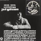 JEF GILSON Anthology Jef Gilson 1945/1975 : The Beginning of Jef Gilson album cover