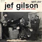 JEF GILSON Avec Lloyd Miller album cover