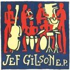 JEF GILSON Jef Gilson EP album cover
