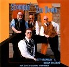 JEFF BARNHART Jeff Barnhart & Brian Holland : Stompin' Em Down album cover