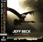 JEFF BECK Emotion & Commotion album cover