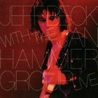 JEFF BECK Jeff Beck With the Jan Hammer Group Live album cover