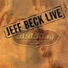 JEFF BECK Live at B.B. King Blues Club and Grill September 10, 2003 album cover