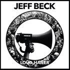 JEFF BECK Loud Hailer album cover