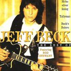 JEFF BECK The Best of Jeff Beck album cover