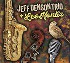 JEFF DENSON Jeff Denson Trio + Lee Konitz album cover