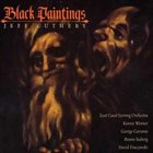 JEFF GUTHERY Black Paintings album cover