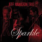 JEFF HAMILTON Red Sparkle album cover