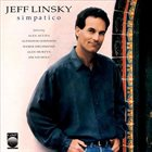 JEFF LINSKY Simpatico album cover