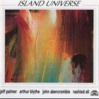 JEFF PALMER Island Universe album cover