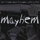 JEFF PALMER Mayhem album cover