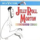 JELLY ROLL MORTON Greatest Hits album cover