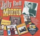 JELLY ROLL MORTON Jelly Roll Morton album cover