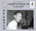 JELLY ROLL MORTON Quadromania: Sidewalk Blues album cover