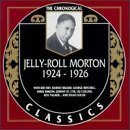 JELLY ROLL MORTON The Chronological Classics: Jelly-Roll Morton 1924-1926 album cover