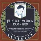 JELLY ROLL MORTON The Chronological Classics: Jelly-Roll Morton 1930-1939 album cover